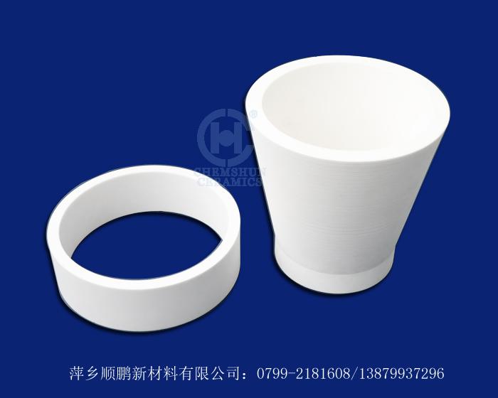 95%氧化铝陶瓷管